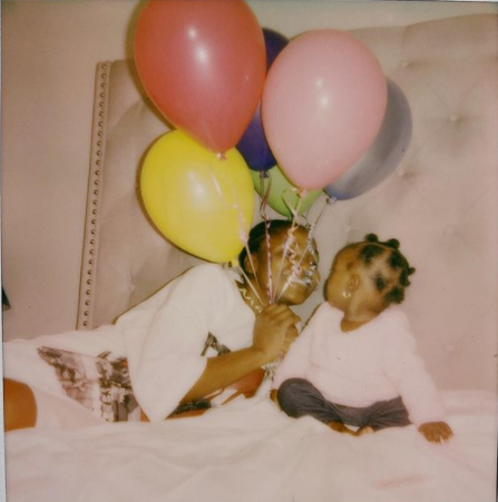You changed my life and turned my Spirit inside out - Simi celebrates her 6 months old daughter