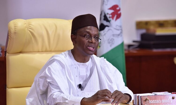 I am frustrated in my state, we are called chief security officers only in name - Governor Nasir El-Rufai speaks on killings and insecurity (video)