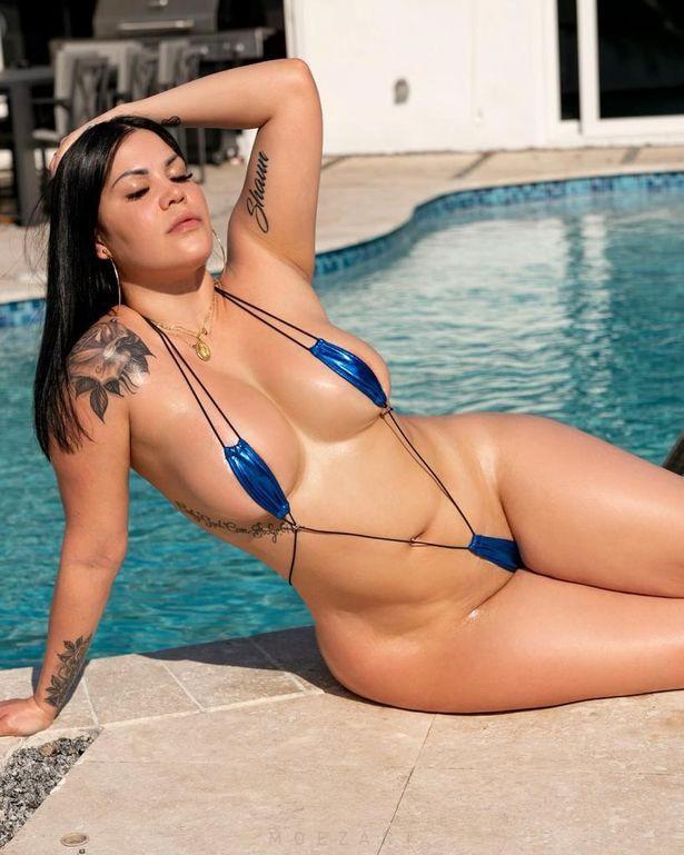 Sheyla Fong naked pictures, JotNaija