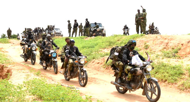 Two bandits killed as troops rescue 39 travelers in Kaduna