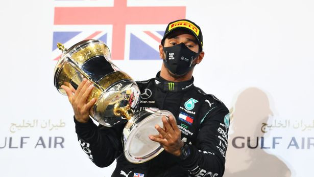 Lewis Hamilton to miss Sakhir Grand Prix this weekend after testing positive for Covid-19