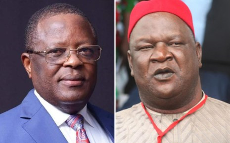 Umahi is after my life - Former SGF, Anyim Pius Anyim petitions Buhari, IGP and DSS