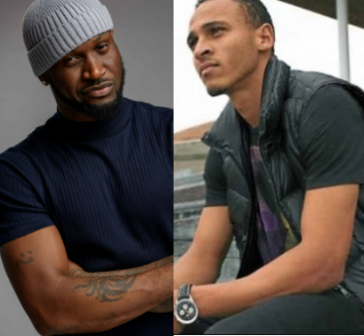 """You are robbing people in broad day light"" Osaze Odemwingie calls out Peter Okoye"