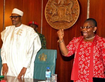 Oby Ezekwesili begins online campaign for Buhari to undergo a medical test lindaikejisblog