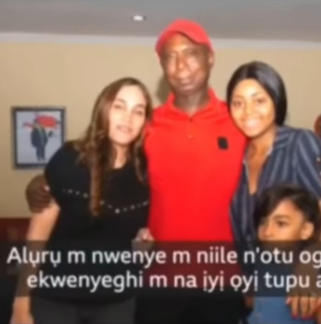 """Regina knows I can marry another wife"" Ned Nwoko says as he reveals he married his wives within three weeks after meeting them and doesn"