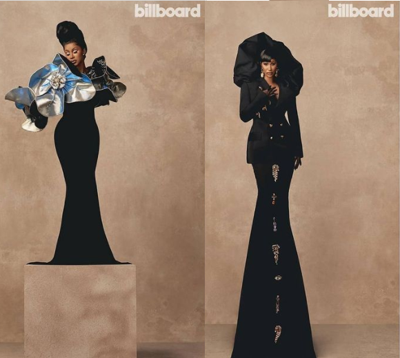 Cardi B named Billboard