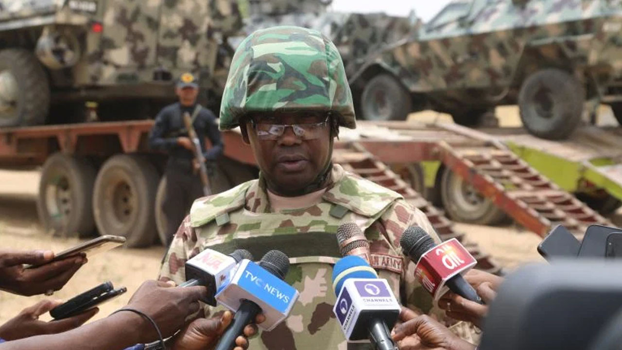 Boko Haram attacks are sponsored by international community to destabilise Nigeria ? Army spokesperson, Sagir Musa alleges
