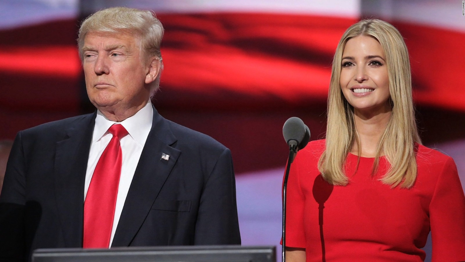 Ivanka Trump deposed by DC attorney general as part of an ongoing investigation into her father