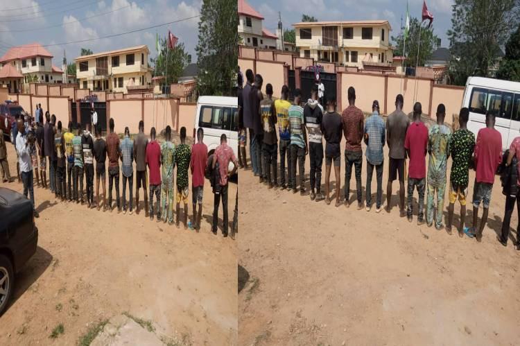 Amotekun arrests suspected killers of Ondo monarch