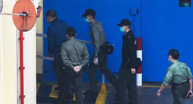 Jimmy Lai, Media guru, jailed for fraud in Hong Kong*