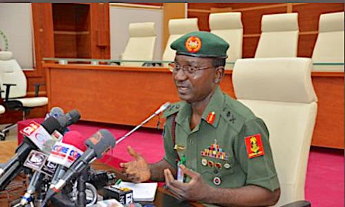 Nigerian Army dismisses Boko Haram?s claim of killing 43 farmers in Borno because one of them was arrested