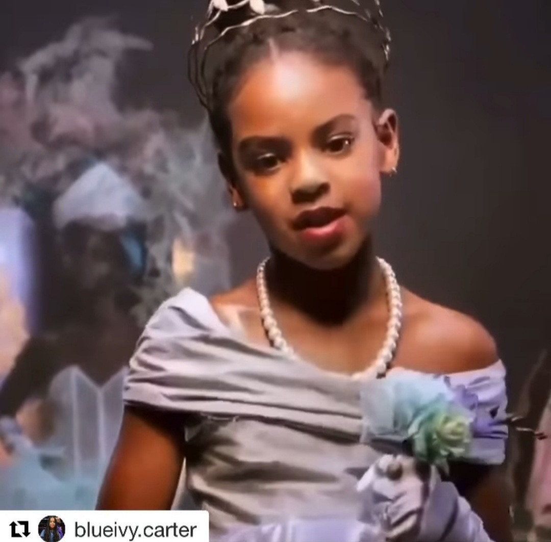 Blue Ivy Carter wins Soul Train Award for the second time