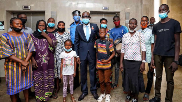 #ENDSARS: Lagos state compensates families who lost their loved ones with N10million each*