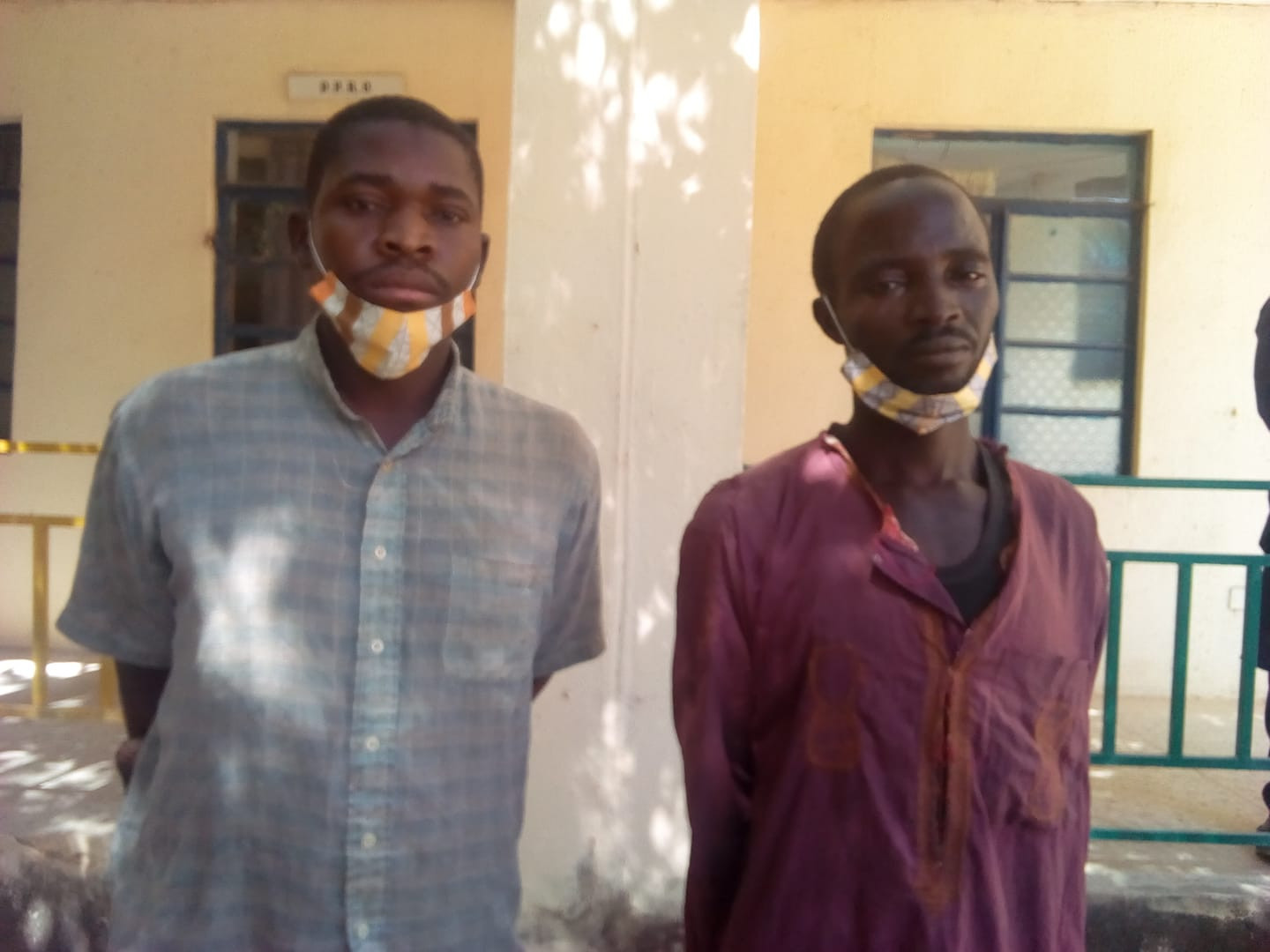 Two notorious bandits' informants confess to have masterminded the kidnappings of many Katsina residents || PEAKVIBEZ