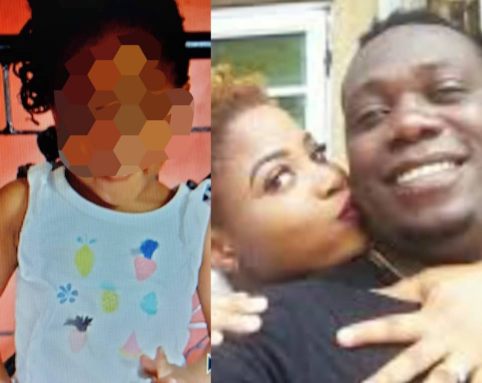 Duncan Mighty accuses wife, Vivien, of infidelity and claims DNA test proves he isn