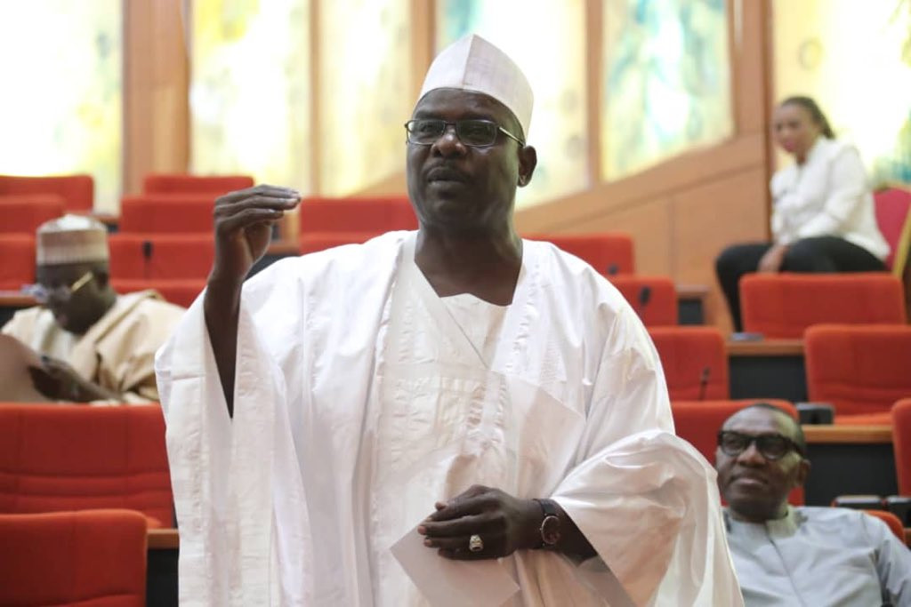 ?He is not trustworthy?- Ndume withdraws as Maina?s surety