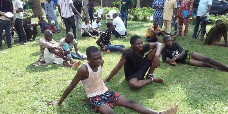 Three inmates who escaped from Edo prisons rearrested for robbery