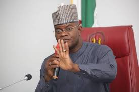 Another round of #EndSARS protest will worsen our economy- Yahaya Bello tells Nigerian youths