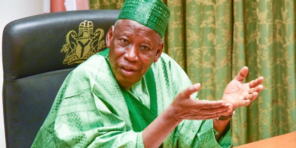 Governor Ganduje demands for apology from American university over unauthorised appointment