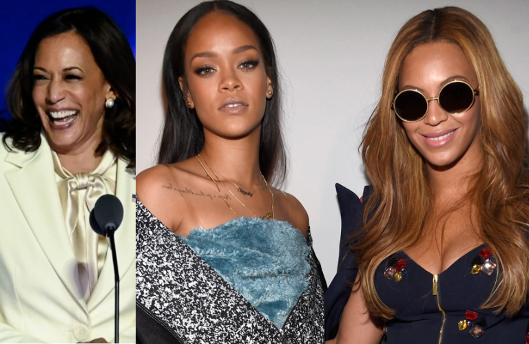 US Vice President-elect Kamala Harris, Beyonc?, and Rihanna make Forbes list of 2020