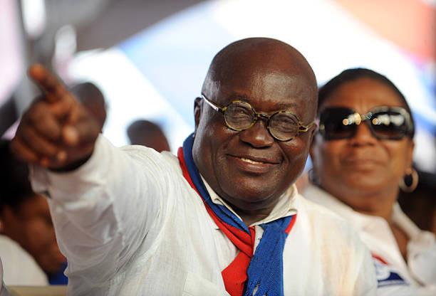 Ghanaian President, Nana Akufo-Addo wins re-election