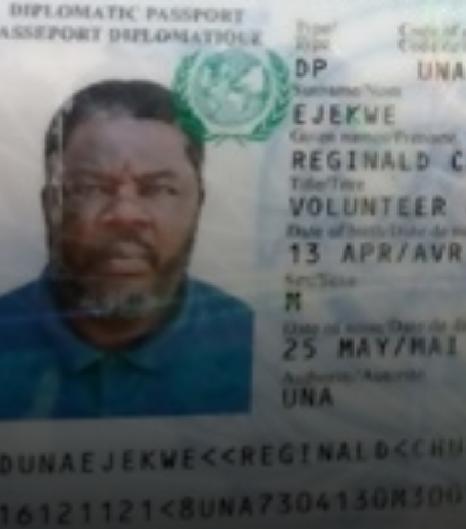 Nigerian man arrested with six fake UN passports in Pakistan