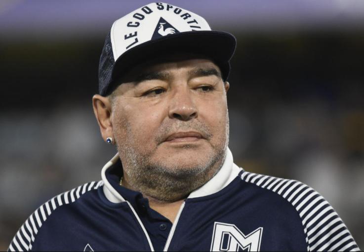 Diego Maradona?s relatives