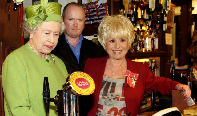 Actress Dame Barbara Windsor dies at 83 after long battle with Alzheimer
