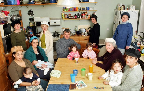 Brit TV star with seven wives and at least 19 children dies after collapsing in bathroom