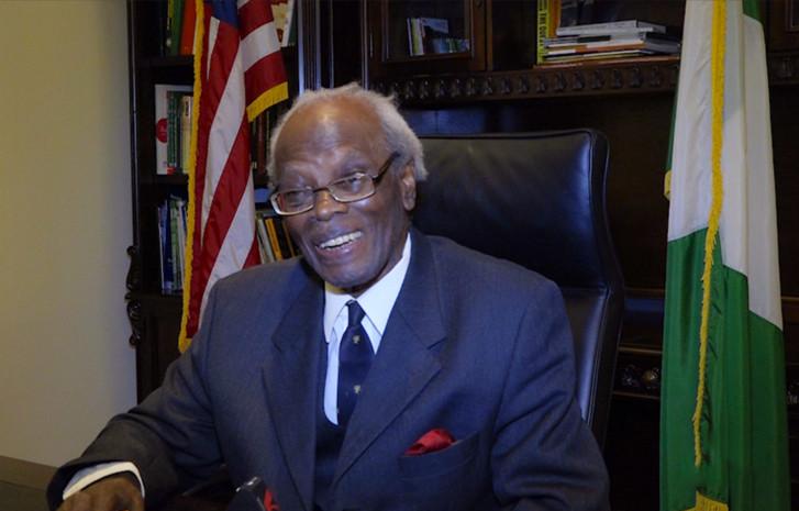 Nigerian Ambassador to the U.S, Sylvanus Nsofor, dies at 85