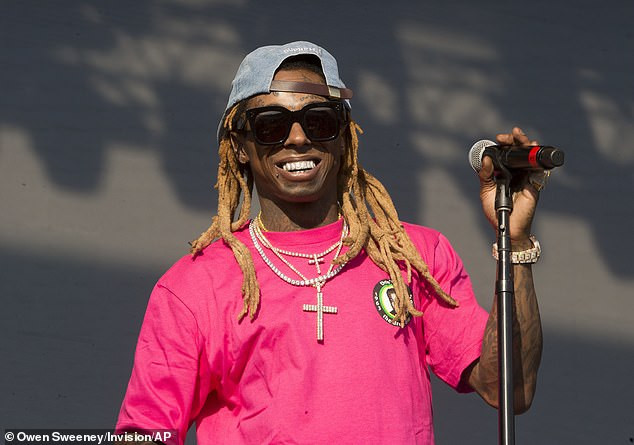 Lil Wayne sued by former manager for more than $20M over past earnings