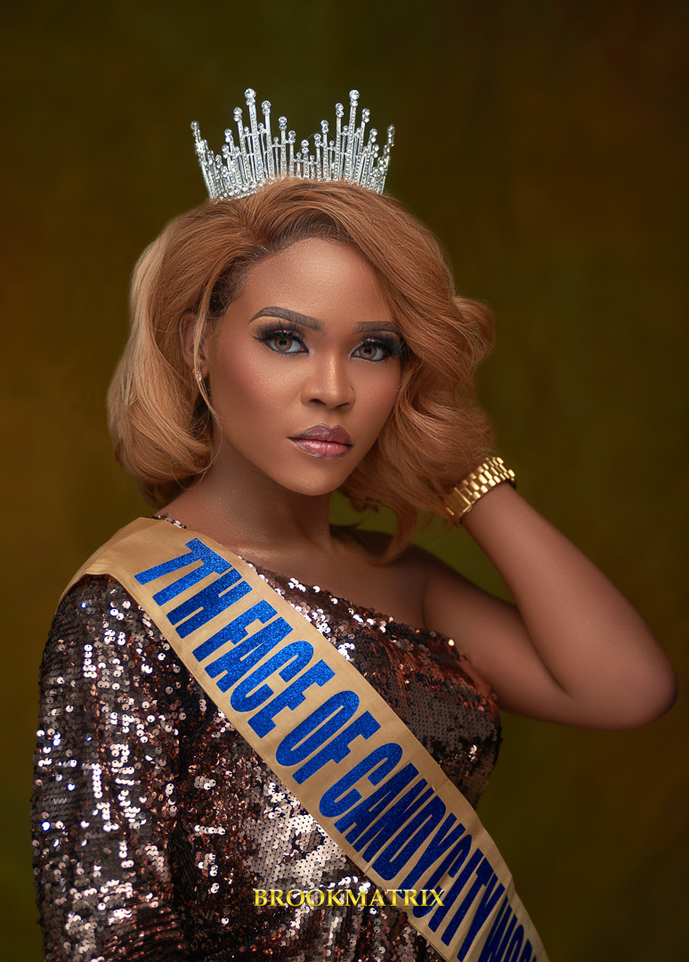 Face of Candycity World 2020 Faith Ibordor releases new stunning photos