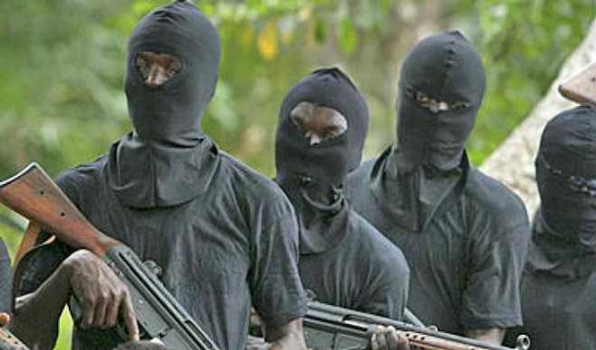 Gunmen reportedly storm secondary school in Katsina and kidnap dozens of students from their dormitories
