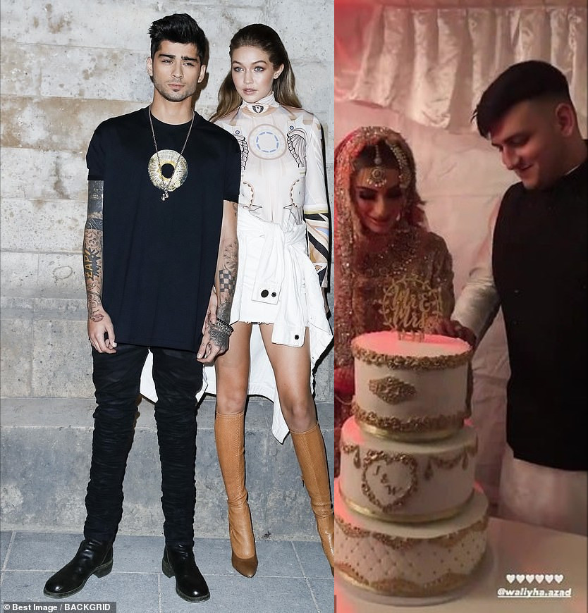"""""""No one is happy about her marrying him"""" Former One Direction star Zayn Malik and his dad fail to attend his sister"""