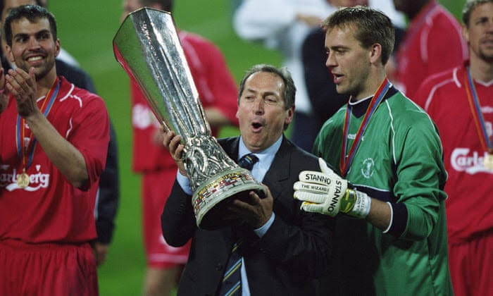 Former Liverpool manager, Gerard Houllier dies aged 73, days after undergoing heart surgery