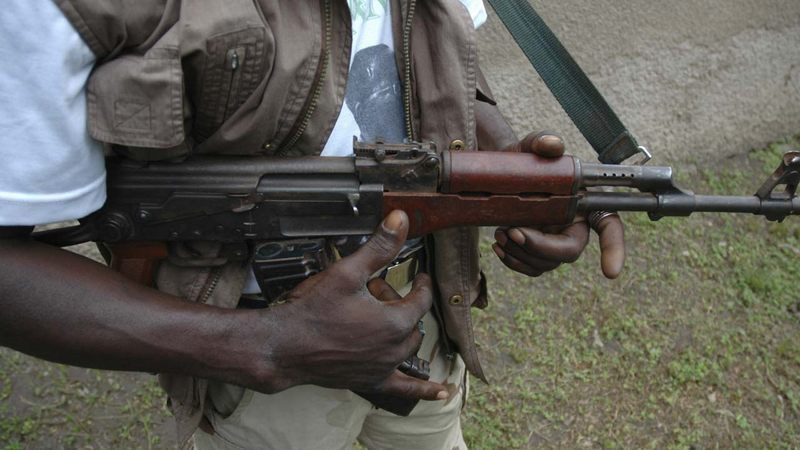 Soldier and Civilian confirmed dead as gunmen abduct foreigner in Oyo