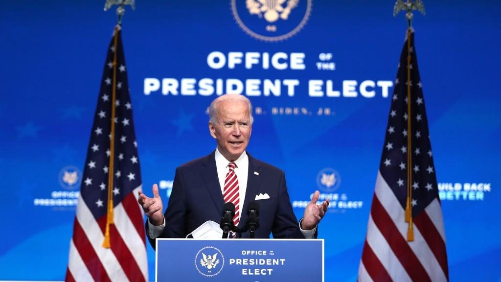 US Electoral College set to confirm Joe Biden win today