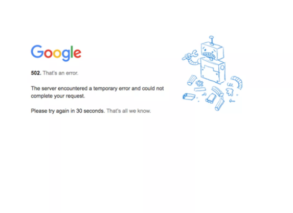 Google services in multiple countries go down in apparent outage