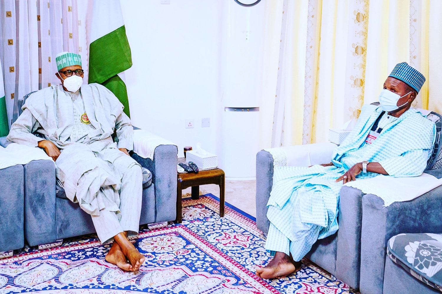 Abductors of school boys have contacted us - Katsina state governor, Aminu Masari says