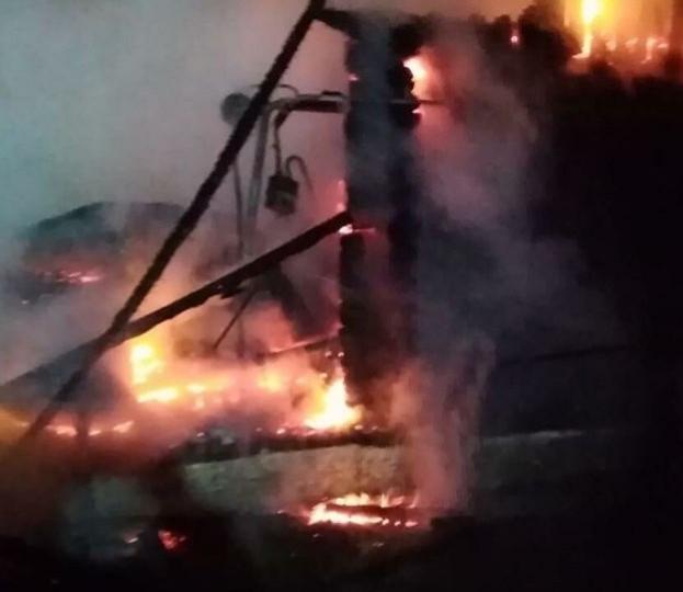Devastating retirement home fire kills 11 elderly people despite their efforts to escape the blaze
