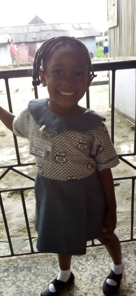 4-year-old girl goes missing from a Prayer Ground in Rivers
