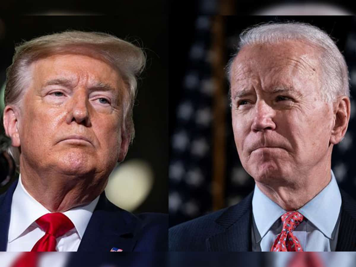 "Trump takes to Twitter to insist most of his votes were ""routed to Biden"" hours after electoral college backed Joe Biden"