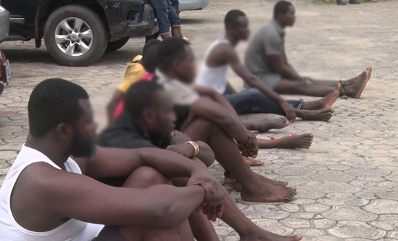 Alleged masterminds of attack on Seriake Dickson?s residence paraded by police