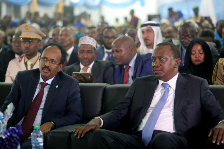 Somalia cuts diplomatic ties with Kenya