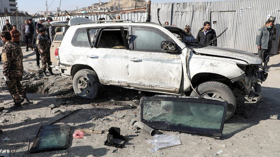 Afghan Deputy Governor killed by bomb