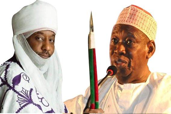Why I sacked Sanusi Lamido Sanusi as Emir of Kano ? Governor Ganduje