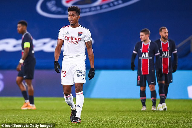 If anything happens to Neymar, you will pay with your life - Midfielder Thiago Mendes and his family receive death threats after his tackle left the PSG star with an ankle injury