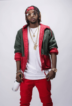 I have lost $22,000 (N8.3m) worth of jewelry in 2 years - Yung6ix