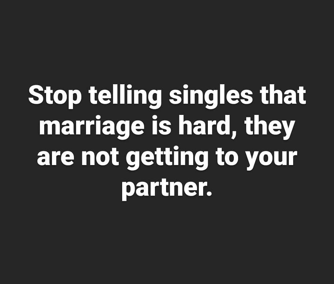 """""""Stop telling singles that marriage is hard"""" Leke Adeboye says"""