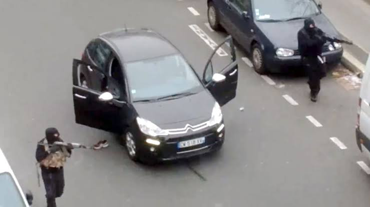 Charlie Hebdo: Court finds 14 people guilty in 2015 Paris terror attacks that killed 17 people
